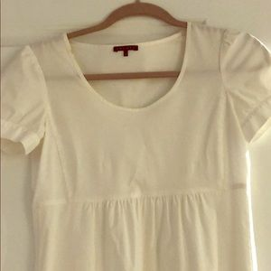 Theory dress white